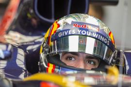 Sainz cree que la octava posición «era lo máximo que se podía lograr»
