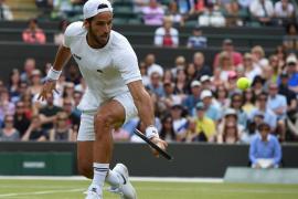 Wimbledon se queda sin representantes españoles masculinos