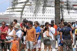 Las ventas de excursiones turísticas en Balears han caído un 40 % en cuatro años
