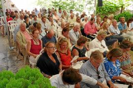 Gran participación en la subasta del patrimonio de los Despuig y Dameto