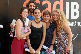 Fiesta de graduación en ESADIB