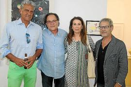 Rafa Forteza inaugura en L21 una exposición con su obra sobre papel