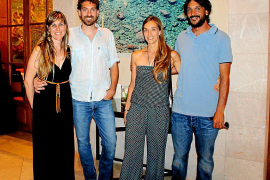 Tomeu Canyellas expone sus fotografías en el Castillo Hotel Son Vida