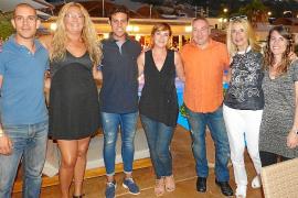 Noche de Sant Joan en el Mhares Sea Club