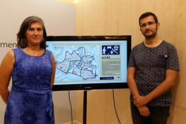 Cort presenta sus medidas para pacificar el tráfico del centro de Palma