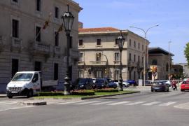 Prohibido a partir del 12 de julio el acceso a Antoni Maura desde el Paseo Marítimo