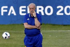 Del Bosque comunica a Villar que no sigue como seleccionador