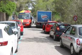 Comienza con éxito el servicio de autobús lanzadera entre sa Ràpita y ses Covetes
