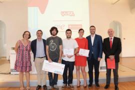PalmaActiva premia a jóvenes emprendedores en los Yuzz Palma