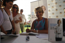 Aguirre achaca a los escándalos la pérdida de votos del PP desde 2011