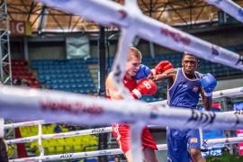 Youba Sissokho, a una victoria de los Juegos Olímpicos