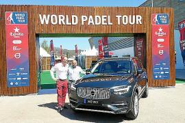 Volvo Medicars, presente en el 'World Pádel Tour'