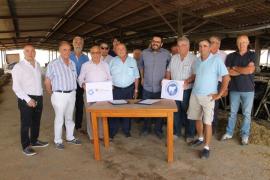 Inician una campaña para promover el consumo de lácteos de Balears