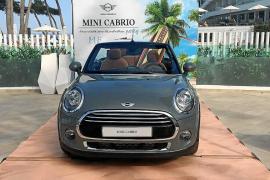 Proa Premium y ME Mallorca presentaron el nuevo Mini Cabrio