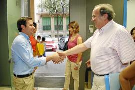 El Partido Popular de Balears destituye a Andrés Ferrer