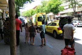 Muere una mujer de 35 años tras precipitarse desde un décimo piso en Palma