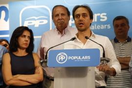 Presión interna para que Gijón renuncie a ser diputado y concejal, mientras Joan Jaume pone su cargo público a disposición del PP