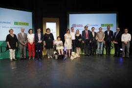 Los premios más solidarios de la ONCE