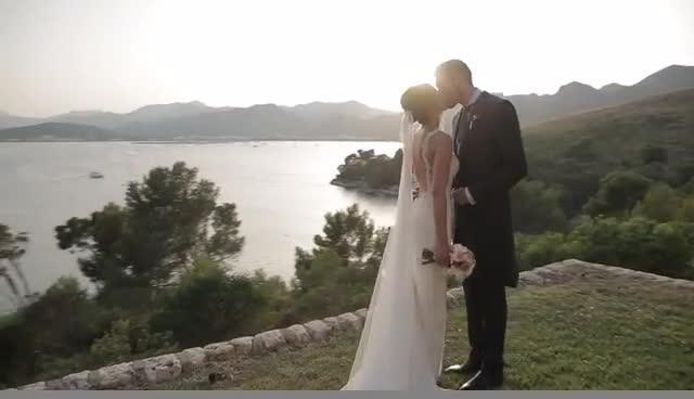Helen Lindes y Rudy Fernández celebran su aniversario de boda