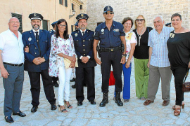 nuevo jefe policia local