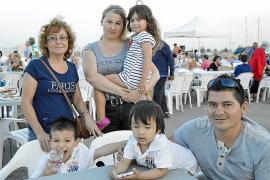 Fiestas de Sant Pere en Port d'Alcúdia