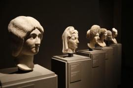 El Louvre trae a Palma 177 piezas de arte que representan a la mujer romana
