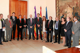 El Govern reitera su total apoyo a las actividades de la Fundación Kovacs