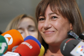 Armengol defiende que Pedro Sánchez debe intentar formar gobierno si Rajoy fracasa