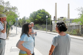 Paisaje industrial, una nueva vida para la vieja central eléctrica de Alcanada.