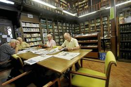 La Biblioteca de Cort celebra su 75 aniversario