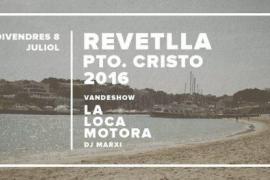 Porto Cristo celebra sus Festes del Carme 2016