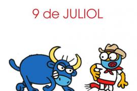 Llubí celebra su particular San Fermín