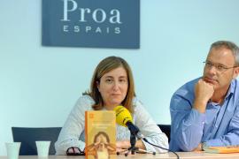 La novela de Mallorca viaja a Barcelona con Neus Canyelles y Bartomeu Mestre