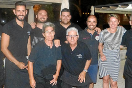 Cena y concierto en el restaurante La Finca de Son Antem