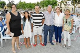 Homenaje a Miquel Vidal en Consell