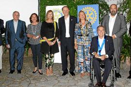 Relevo en la junta del Rotary Club Mallorca