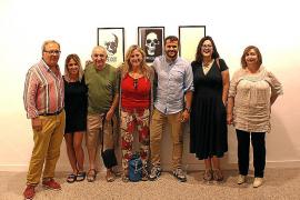 Xisco Duarte presenta su obra en Espai d'Art 32