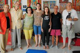 El centro budista Atisha celebra el aniversario del Dalai Lama