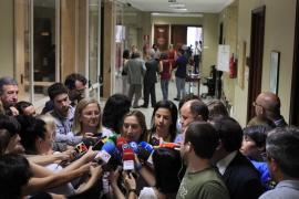 Armengol vería «razonable» consultar a la militancia la posición del PSOE en la formación del Gobierno