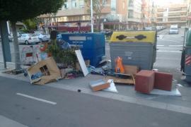 Cort modificará en otoño la ordenanza de basuras para incrementar las sanciones
