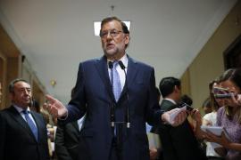 Rajoy se reunirá con Iglesias y Rivera el próximo martes