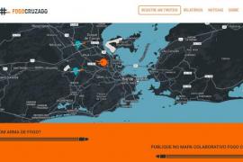 Amnistía Internacional crea una aplicación que localiza los tiroteos en Río