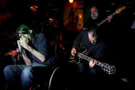 Blues, fados y jazz en la Fira musical de Llucmajor