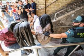 Libertad provisional para los cuatro detenidos de la operación Amnesia