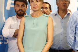Durán cierra una gestora de consenso para controlar el PP de Palma hasta el congreso