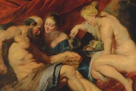 Un cuadro de Rubens subastado por 52,4 millones de euros