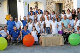 Sa Botiga de s'Uestrà celebra 25 años de su nuevo local