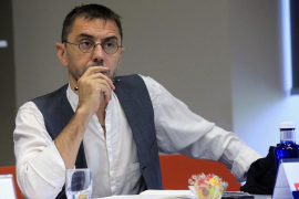 Monedero lamenta que Podemos no hable más de la «cal viva» y de «terrorismo de Estado»