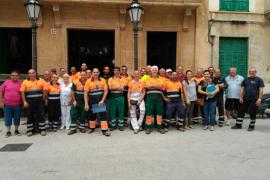 La empresa pública de Llucmajor se disuelve con el acuerdo de los trabajadores