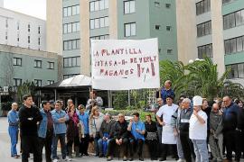El juez mantiene bloqueado un hotel de los Ruiz-Mateos